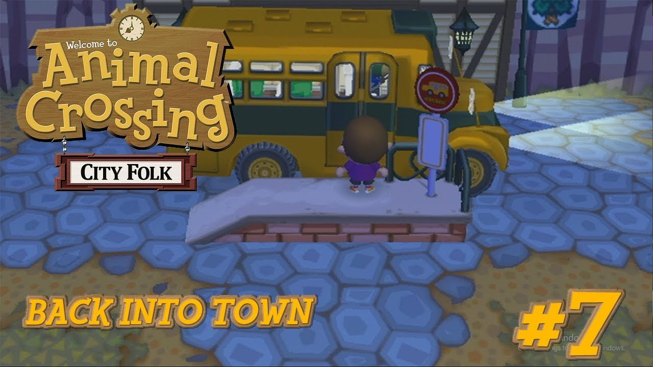 animal crossing city folk online