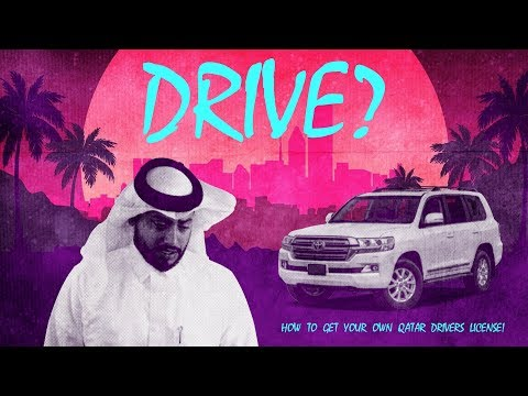 #QTip: How to get a driver's license in Qatar