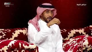 سامي الجابر يرد على سؤال البكيري حول عدم نجاحه في التدريب #برنامج_الخيمة