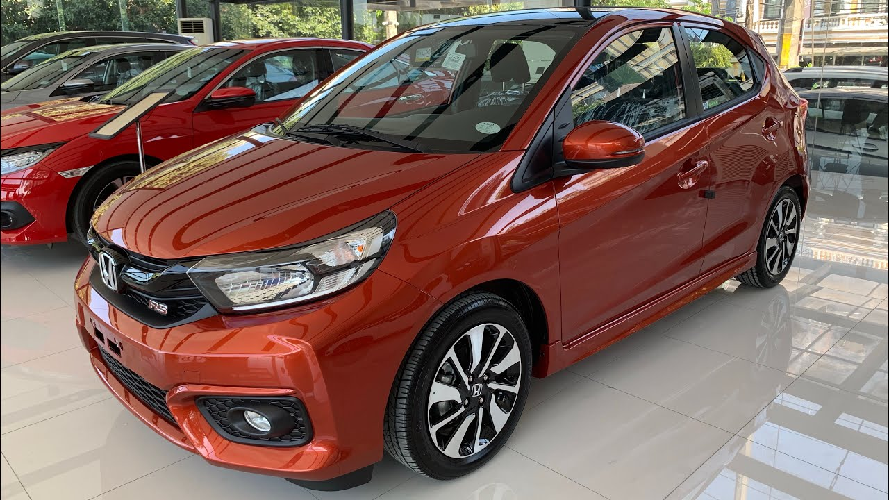 THE ALL NEW 2019 HONDA BRIO 1.2 RS BLACK TOP CVT