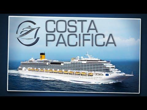Costa Pacifica  - Rundgang und alle Informationen