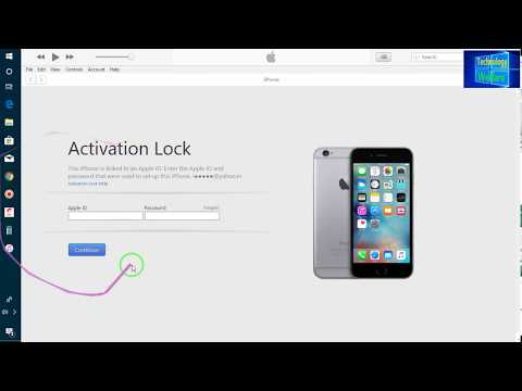 iPhone -Best way to remove icloud activation lock of any apple device with live Tested iPhone 6