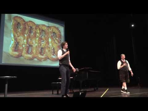 """Vegans: What Do We Eat? song """"Leftovers"""" by Vance Lehmkuhl - 2016 Vegetarian Summerfest"""