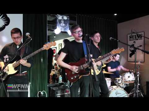 SPEAK - (LIVE) - BE REASONABLE DIANE - WE FOUND NEW MUSIC at Cherrytree Radio