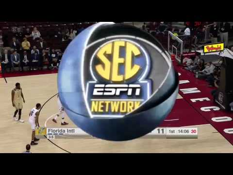 Florida International vs South Carolina (04/12/2016)