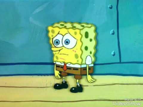 Spongebob Sedih - Jangan Pernah Berubah