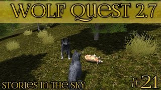 Choosing Which Dreams to Follow 🐺 Wolf Quest 2.7 - Stories in the Sky 🐺 Episode #21