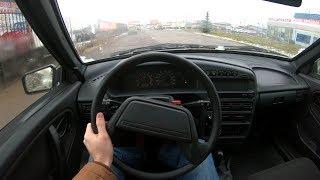2014 Ваз 2114 Samara Pov Test Drive