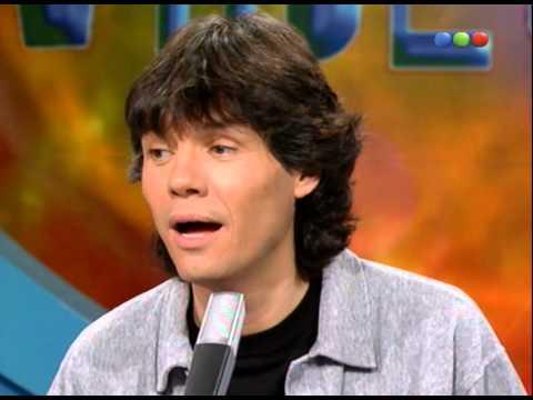 La astróloga de Tinelli - Videomatch 98