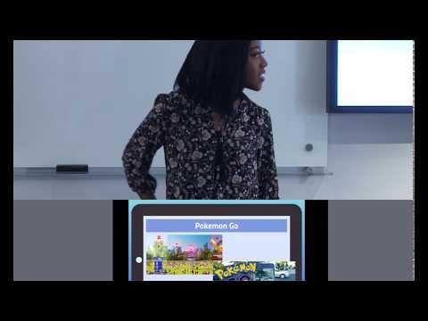 Emerging Technology Presentation: Shelby Vaughn