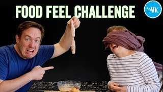 Halloween Food Feel Challenge