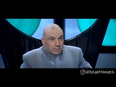 The Man Cave - Deepfake - Joe Rogan and friends in Austin Powers Dr Evil
