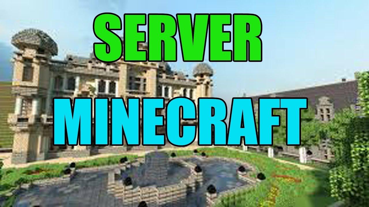 GroГџe Minecraft Server