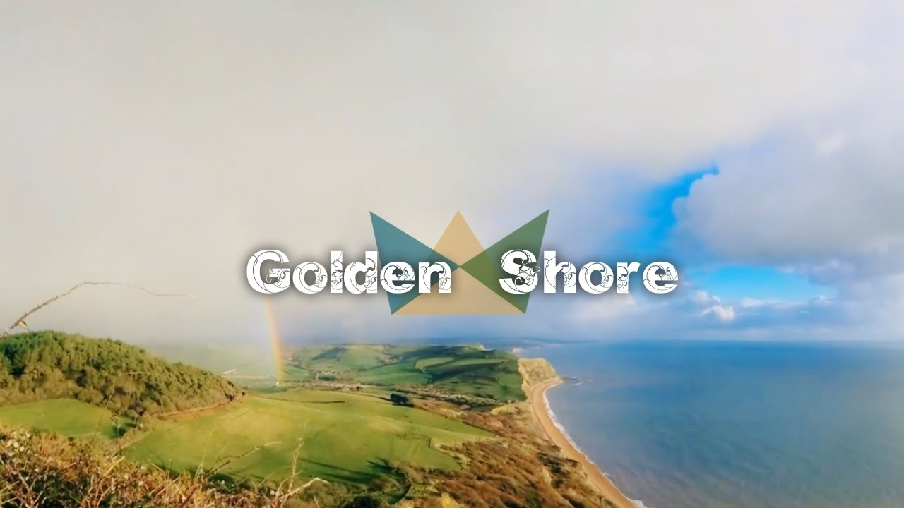 Golden Shore // Sounds Like Reign (Lyric Video)