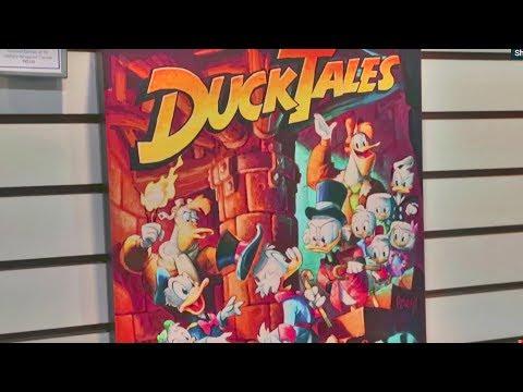 Disney Dream Store merchandise tour at D23 Expo 2017