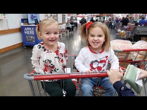 🛒 SHOPPING AT COSTCO WITH FRIENDS 💸