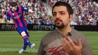 FIFA 15 - Мнение Геворга Акопяна