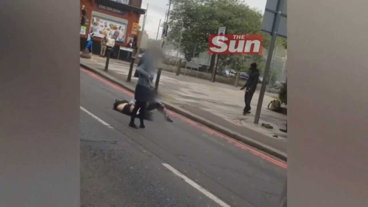 woolwich attack Woolwich attack: terrorist proclaimed 'an eye for an eye' after attack a british soldier has been butchered on a busy london.