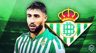NABIL FEKIR - Welcome to Betis - Genius Skills, Goals & Assists - 2019 (HD)