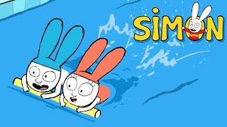 Simon EPISODE COMPLET Je veux pas aller a la piscine HD [Officiel] Dessin anime pour enfan ...