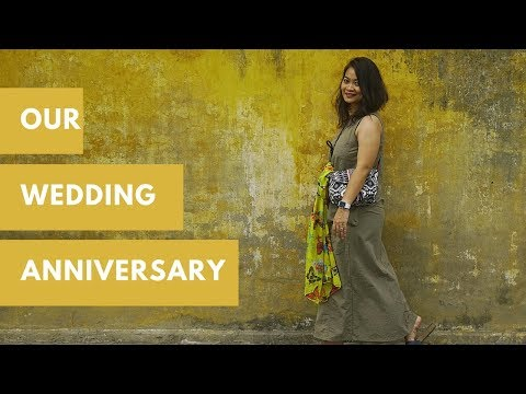 Wedding Anniversary Trip to Hoi An Vietnam