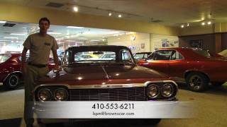 1964 Impala SS 409 For Sale!