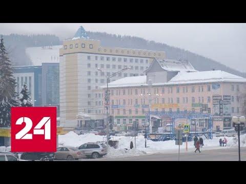 В Горно-Алтайске начнется строительство нового здания для национальной школы - Россия 24