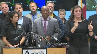 Mayor Turner, Harris Co. Judge Hidalgo address concerns over ITC fire
