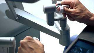 Sutura quirúrgica robot da Vinci