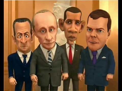 Путин поздравляет с днем рождения.