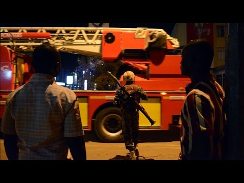 Al-Qaeda Attack On Burkina Hotel Kills 20