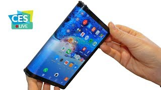 Smartphone pieghevole: questo è Royole FlexPai! #CES2019