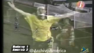 Monterrey vs América Invierno 98 J13
