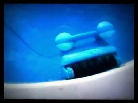robot piscine zodiac indigo en action - robotpiscine.fr - youtube