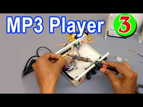 Audio Amplifier MP3 Player {810 IC Part#3} DIY Hindi Electronics ELECTROINDIA