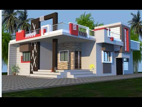 3bhk Ground Floor House Plan And Design