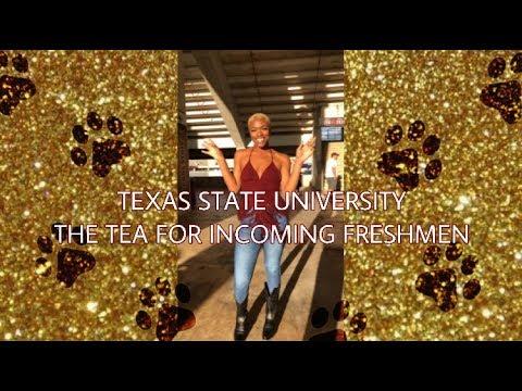Texas State University | 10 Freshman Tips