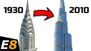 10 World's Tallest Buildings in History