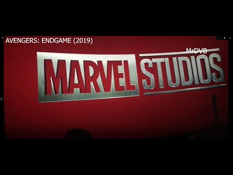 All MCU Intros (2008-2019) Including Avengers: Endgame