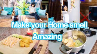 Everyday Habits For Clean & Fresh House in Hindi / How To Make Your Home Smell Good / Priya Vlogz
