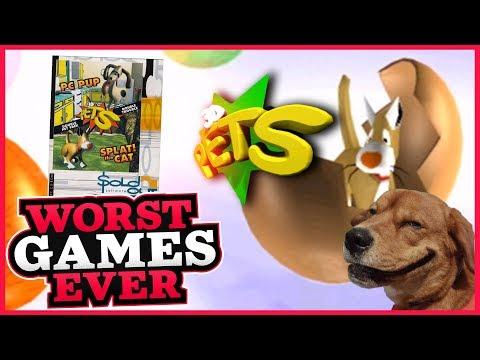 Worst Games Ever - 3D Pets Volume 1