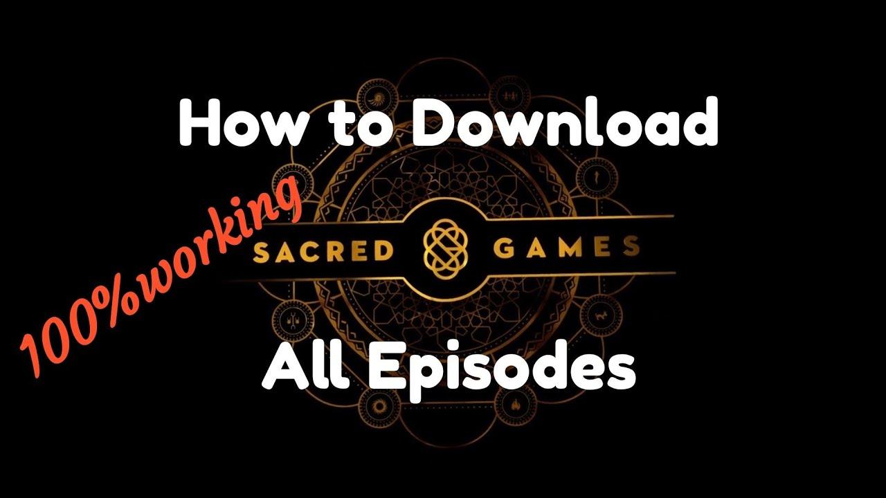 sacred games full episode