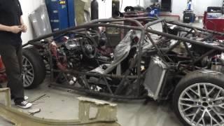 Lamborghini Aventador: Стабильный запуск и работа двигателя...