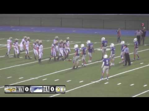 Winthrop vs Danvers