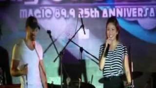 Hawak Kamay (Taglish Version) - Yeng C & David DiMuzio
