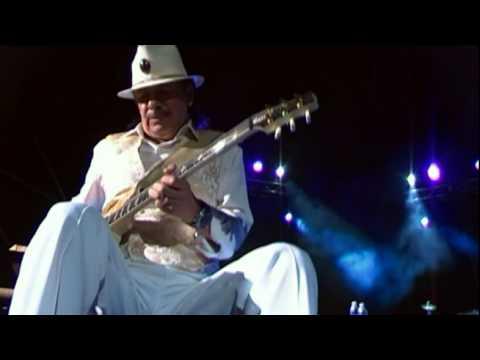 Carlos Santana Taormina 2011  Europa