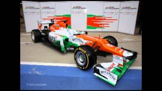 フォース・インディア F1の歴史