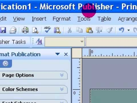 Learn Visiting / Business Card Designing  Creating in Microsoft