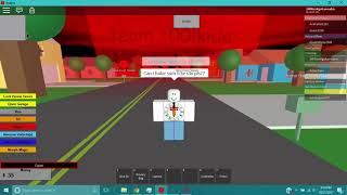 Roblox Exploit RC7 Trolling Oders with Global message Gui