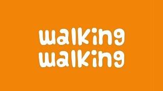Lagu Anak Walking Walking (Versi Pendek) Habiboy Playground